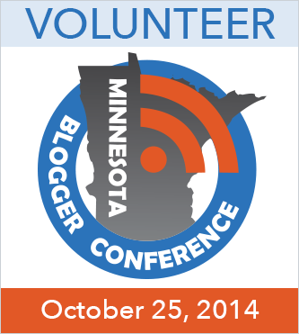 2014 MNBlogCon Volunteer