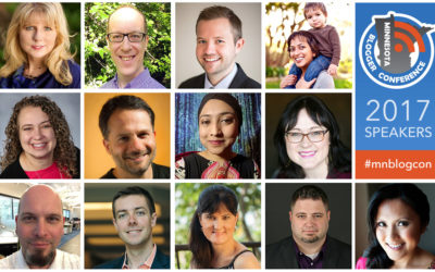 Our 2017 Speaker Lineup
