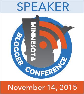 2015 MNBlogCon Speaker